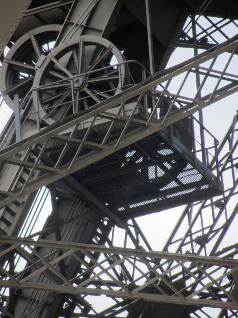 Eiffeltoren detail