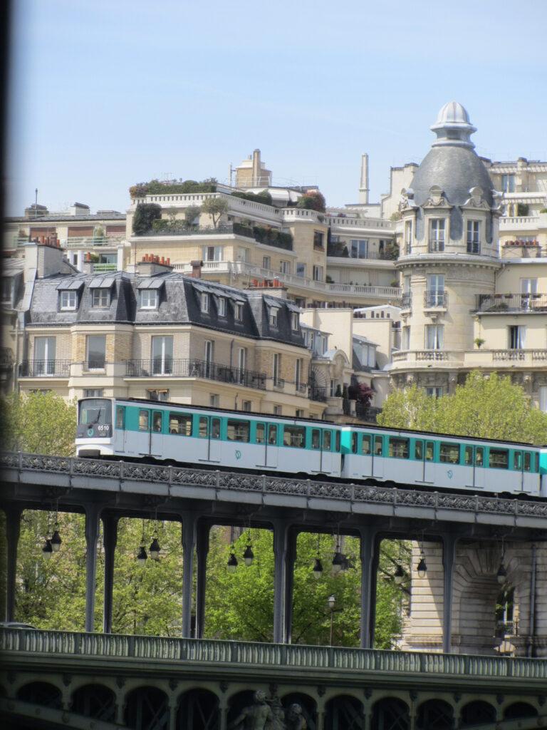 Openbaar vervoer RER