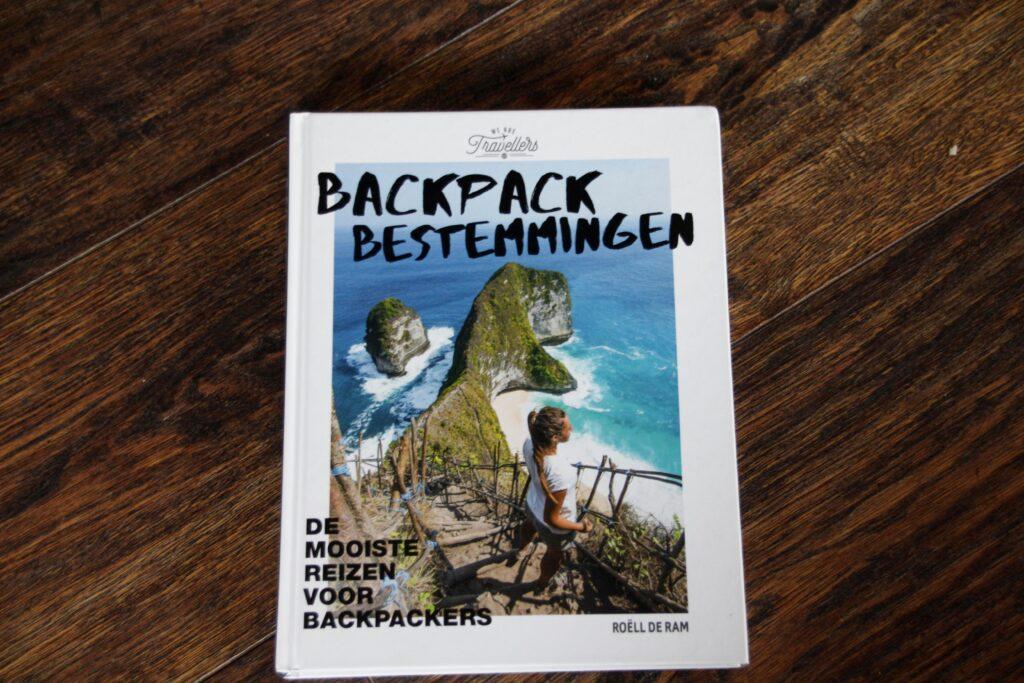 Boek Backpack Bestemmingen van Roëll de Ram