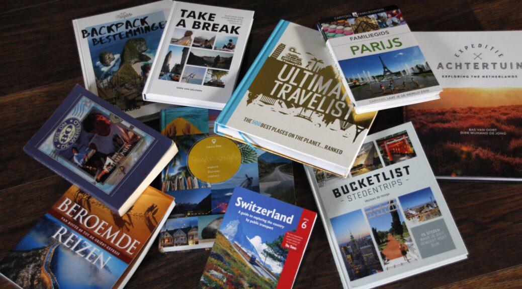 Reisboeken top 10 horizontaal