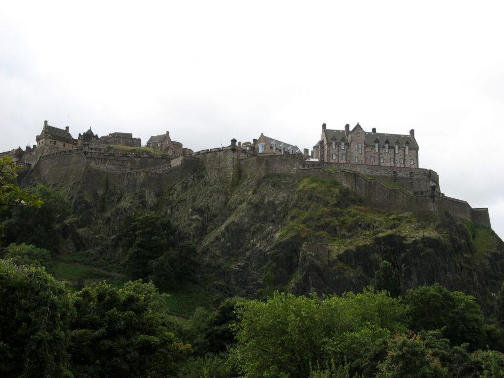 Als je Edinburgh bezoekt, neem dan zeker even een kijkje bij Edinburgh Castle.