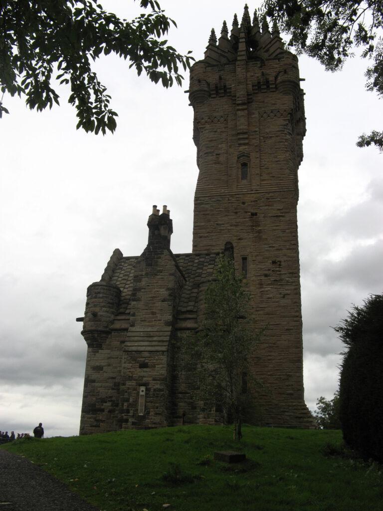 Bij het National Wallace Monument kom je meer te weten over de Schotse onafhankelijkheidsstrijder William Wallace.