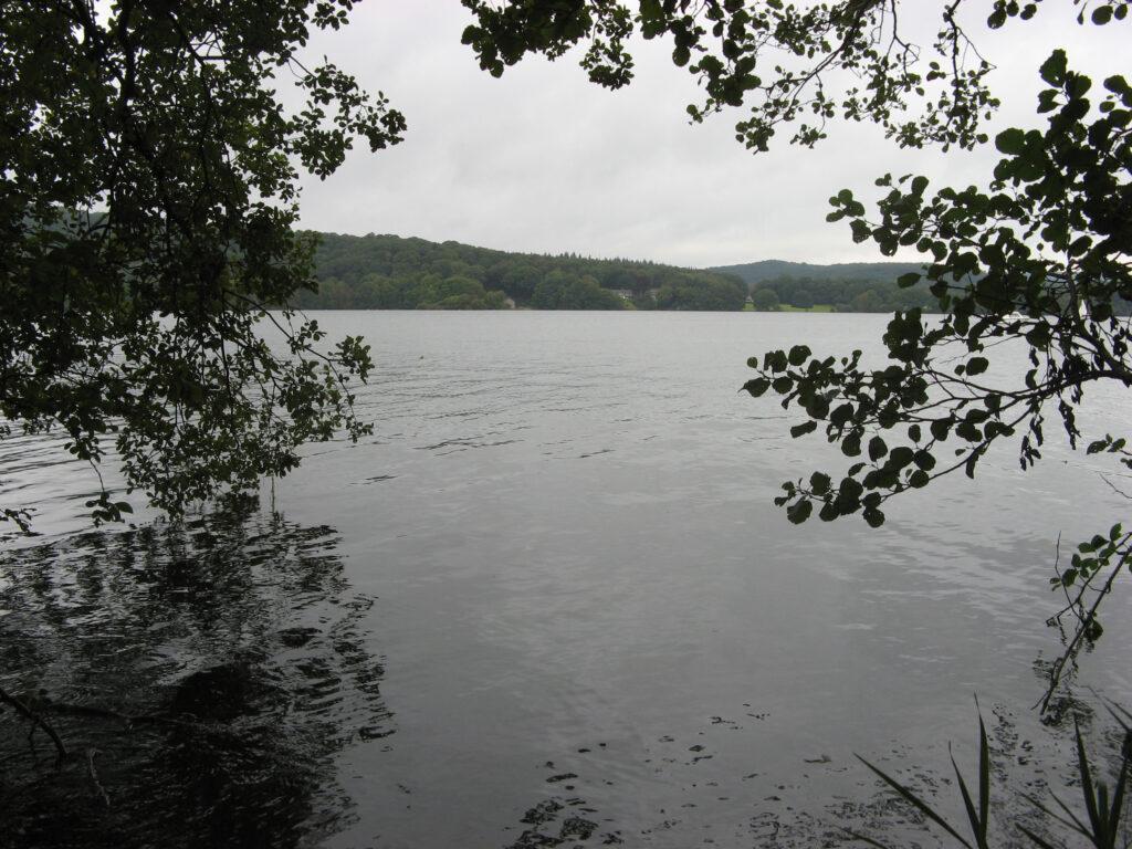 Het bekendste meer in het Lake District is Lake Windermere.