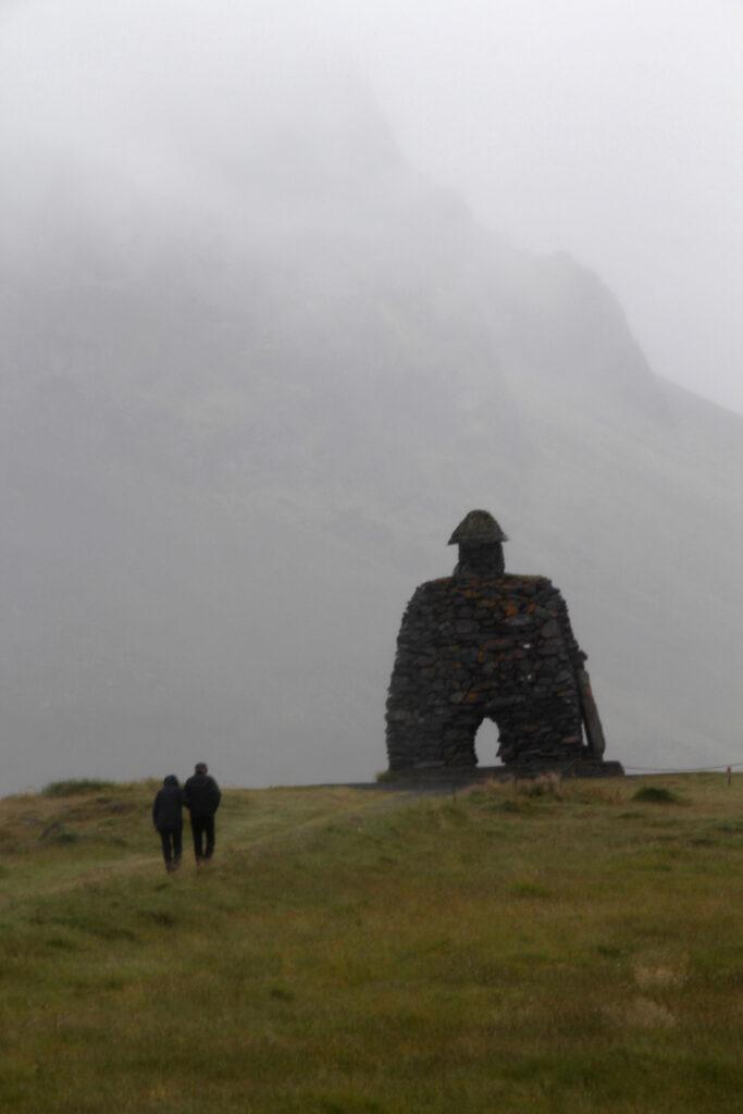 Bárdur Snaefellsás is een legende in IJsland.