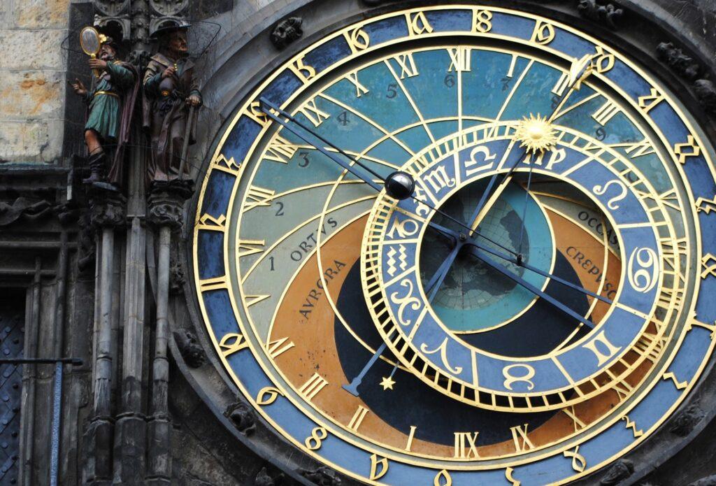 de Astronomische Klok in Praag