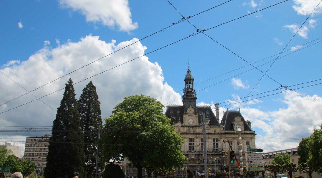 Stadhuis van Limoges.