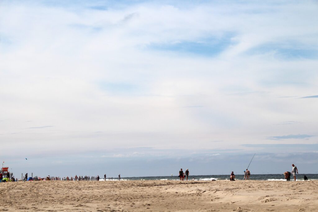 Wil je een rustig strand, dan zit je bij de Hondsbossche Duinen goed!