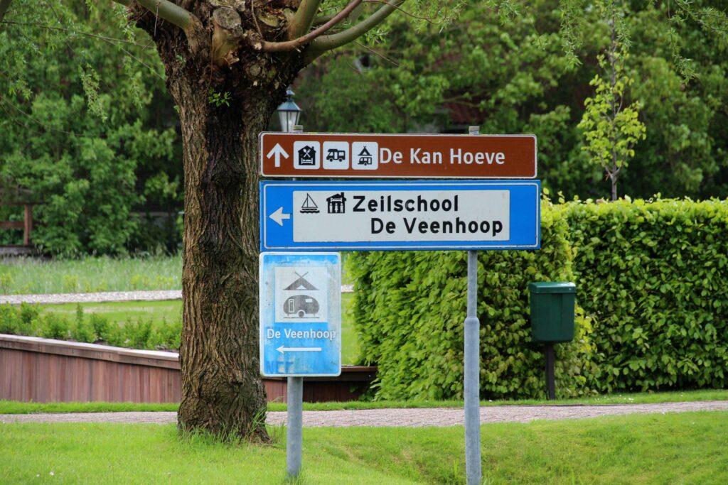 De Veenhoop in Friesland