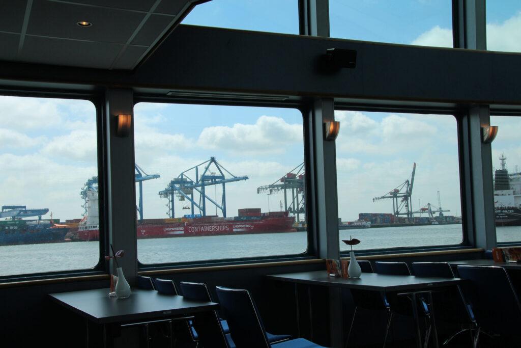 Spido rondvaart door de Rotterdamse Haven